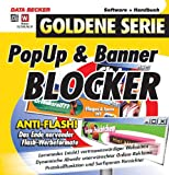 Pop-Up & Banner Blocker, CD-ROMAnti-Flash! Das Ende nervender Flash-Werbeformate. Für Windows 98, 2000, Me, XP