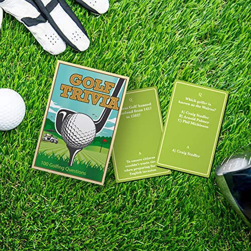 Gift Republic Golf Trivia