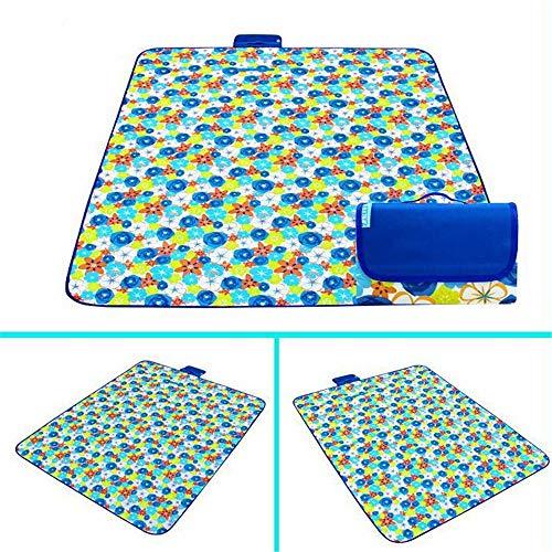 Klein Ball Teppich-Outdoor Picknick Matte Camping Baby Klettern Decke Strand Wasserdicht Feuchtigkeits Picknick Decke Baby Matte Camping Mat200X200CM
