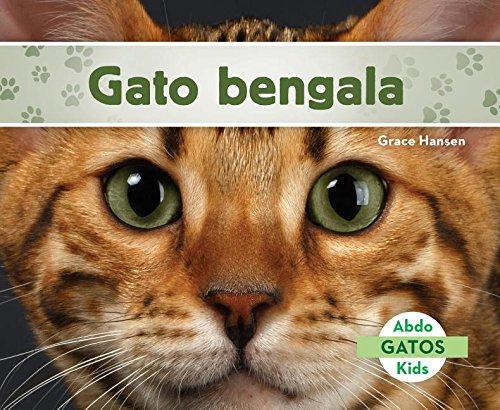 Gato Bengala (Bengal Cats) (Spanish Version) (Gatos/ Cats) por Grace Hansen
