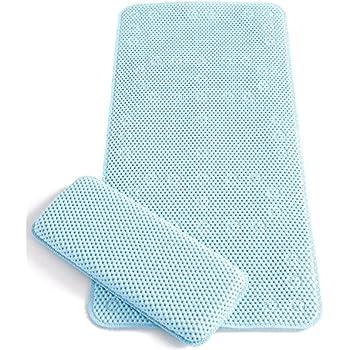 Good Ideas Extra Long Non Slip Bath Mat 805 Non Slip For Your Safety Ama