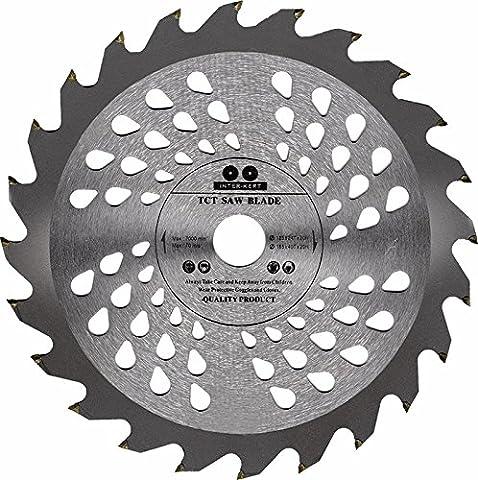 Top Quality Circular Saw Blade (Skill Saw) 185mm for Wood Cutting discs Circular 185x20x24T