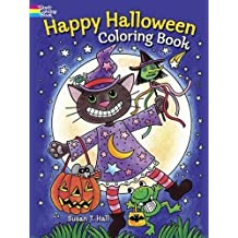 Happy Halloween Coloring Book (Dover Coloring Books)