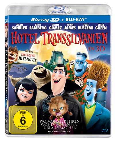 Hotel Transsilvanien  (+ Blu-ray) - Bunte Grenze