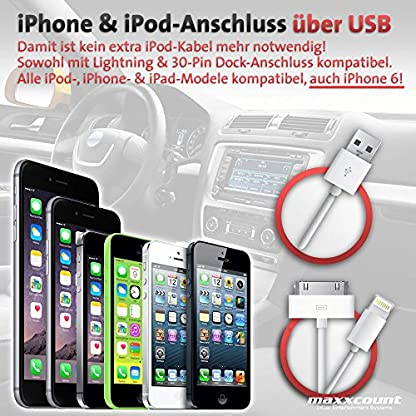 GROM-Audio-USB3-HON1U3-Adapter-geeignet-fr-iPod-iPhone-Android-USB-Integration-AUX-IN-Bluetooth-optional-kompatibel-mit-Honda-Acura