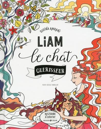 Liam le chat guérisseur par Cécile Vuaillat