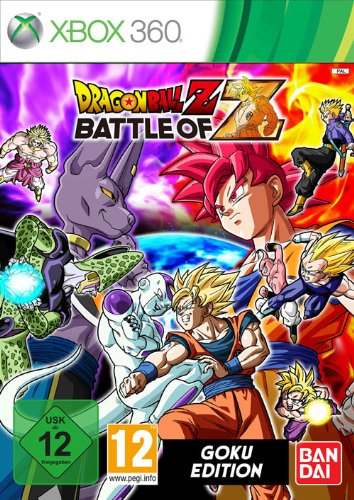 Dragon Ball Z: Battle of Z – Goku Edition (Dragon Ball Z-spiel Für Xbox)