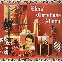 Elvis'christmas Album [Import anglais]