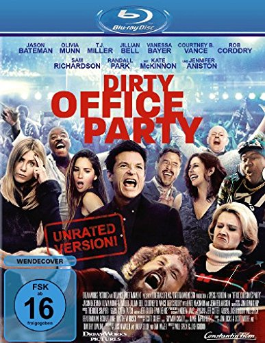 Dirty Office Party [Blu-ray]