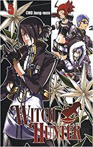 Witch Hunter Edition simple Tome 5