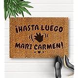Felpudo - Missborderlike - Hasta Luego Mari Carmen!
