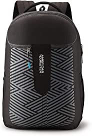 American Tourister Crone 29 Ltrs Black Casual Backpack (FG8 (0) 09 102)