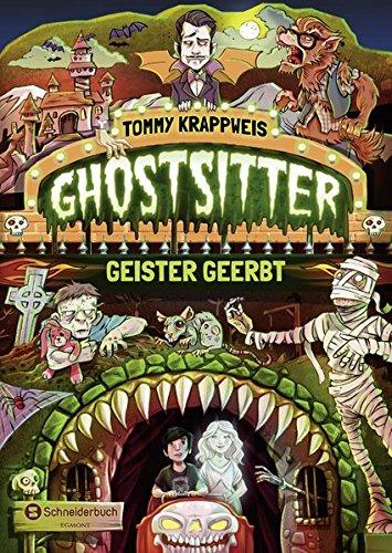 Ghostsitter, Band 01: Geister geerbt
