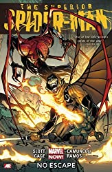 Superior Spider-Man, Vol. 3: No Escape by Dan Slott (2013-12-10)