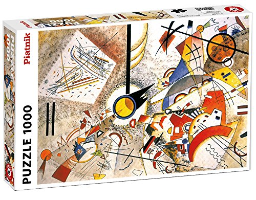 Piatnik 5396 - Kandinsky, Bustling Aquarelle - Puzzle -