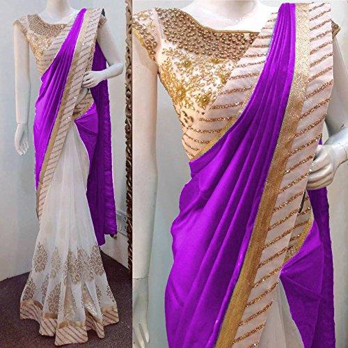 Koroshni Saree( Saree For Women Party Wear Half Sarees Offer Designer Below...