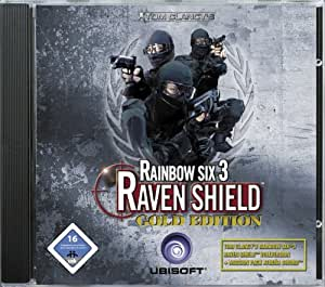 Tom Clancy's Rainbow Six 3: Raven Shield - Gold Edition [Software Pyramide]