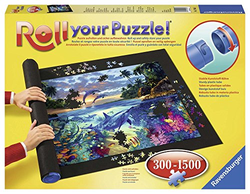 Ravensburger 17956 - Roll Your Puzzle, Nuovo