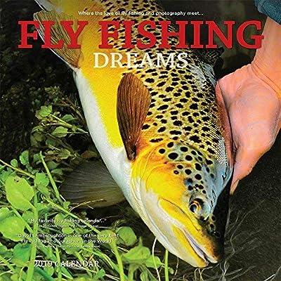 Fly Fishing Dreams 2019 Wall Calendar, Hunting   Fishing by Wyman Publishing from Wyman Publishing