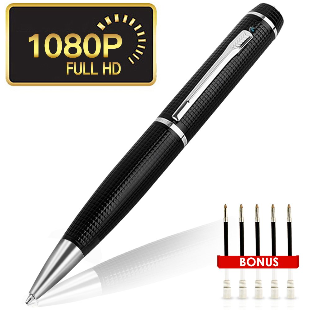 Hidden Camera Pen Spy Cam HD USB Voice Video Audio Recorder Mini ... for Spy Camera Pen With Voice Recorder  56mzq