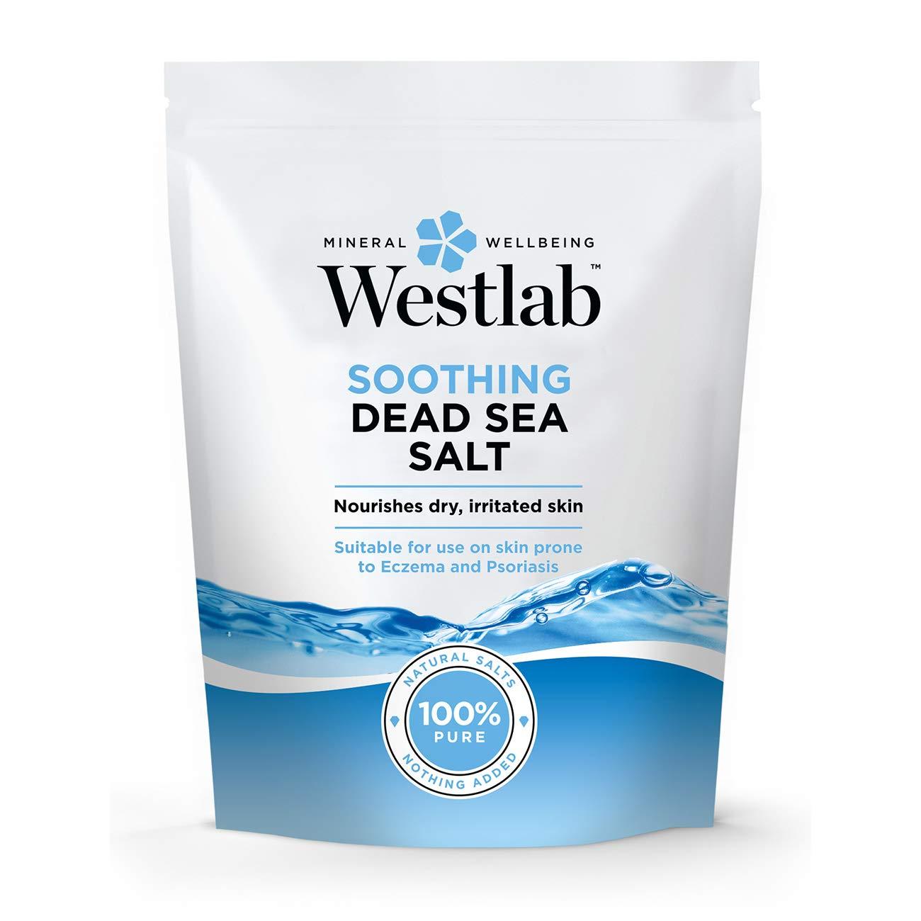 Westlab Dead Sea Salt 10KG (Pack of 2 x 5KG)