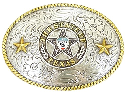 Nocona Texas Gürtelschnalle Western Buckle Cowboy USA