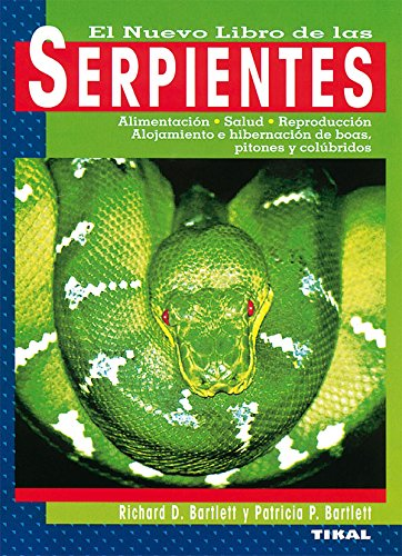 Serpientes por Patricia P. Bartlett, Richard D. Bartlett