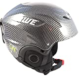 AWE Ski Snowboarding Freeride Out Mould Helmet Adult 58-60cm CE EN 1077 Standards,  TUV Tested