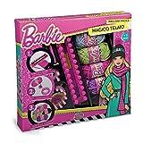 Grandi Giochi GG00522-Magico Telaio Maglieria Magica di Barbie Bambina 6+, rosa, GG00522