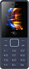 itel it2160-1.8 Inch Feature Phone (Black)