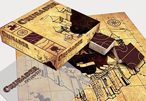 EduToys Crusader - The Game - Board Game .