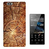 002529 - Real Wood Branch Look Fun Design Elephone M2