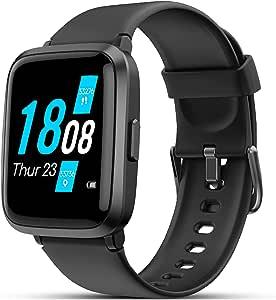 Smartwatch, LIFEBEE Orologio Fitness Uomo Donna, Smart..