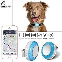 TKMARS Traceur GPS pour Enfant Chien Chat TK925 GPS Tracker Localiser pour Enfant Personne Âgée,localisateur avec…