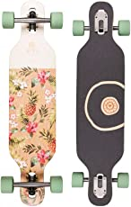 BTFL LONGBOARD - POLLY lll - Drop Through Pineapple Longboard