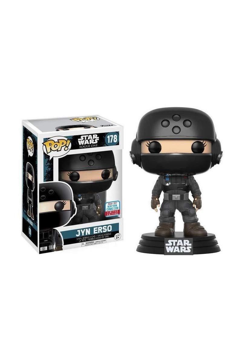Funko Pop Jyn ERSO con casco (Star Wars 178) Funko Pop Rogue One (Star Wars)