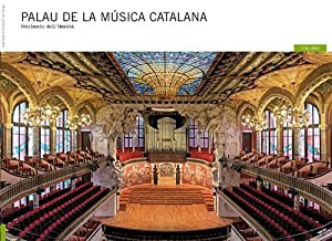 Fotoguia palau de la musica catalana (italiano) editado por Triangle postals