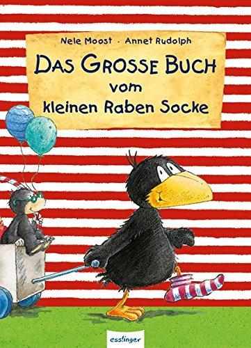 Preisvergleich Produktbild Der kleine Rabe Socke: Das große Buch vom kleinen Raben Socke