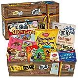 Schokolade Ostalgie Geschenkset | Geschenkideen für Freundin zu Weihnachten