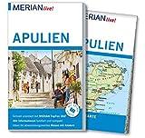MERIAN live! Reiseführer Apulien: Mit Extra-Karte zum Herausnehmen - Nicoletta De Rossi