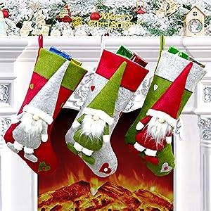 Calcetín Navidad Grande Juego de