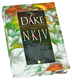 Dake's Annotated Reference Bible: New Kings James Version, Black Leathersoft