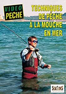 Techniques de pêche à la mouche en mer - Vidéo Pêche - Pêche en mer
