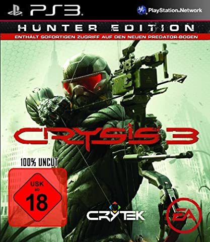 Crysis 3 - Hunter edition [import allemand]