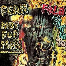 Fear Not For Man [VINYL]