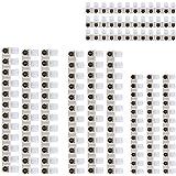 Lüsterklemme transparent 12er Reihe mit doppelter Schraubklemme 10mm²