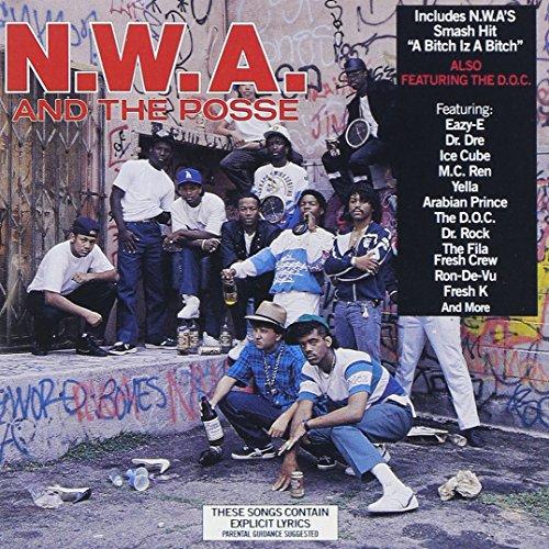 N.W.a.and the Posse (Nwa-cd)