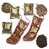 Gold Label Christmas Stockings - includes three pack of horse treats