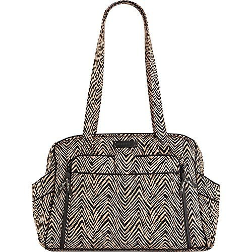 Vera Bradley Stroll Around Baby Bag - Retired Prints (Zebra) by Vera...