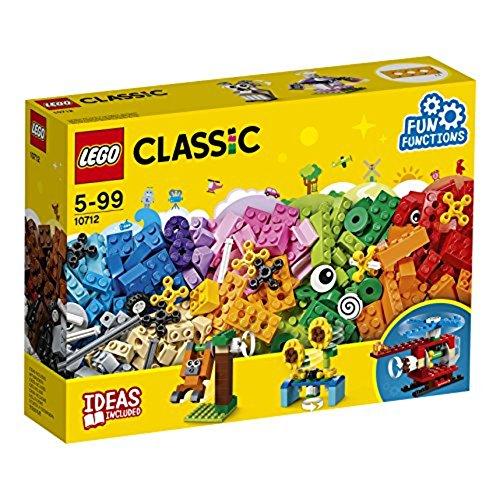 LEGO Classic - Lego Ladrillos y engranajes (10712)